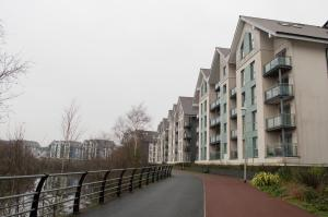 Modern Apartment - Copper Quarter, Апартаменты  Суонси - big - 17