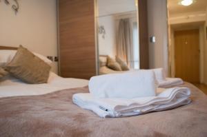 Modern Apartment - Copper Quarter, Апартаменты  Суонси - big - 14