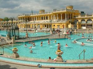 Little Americas Opera, Apartments  Budapest - big - 2