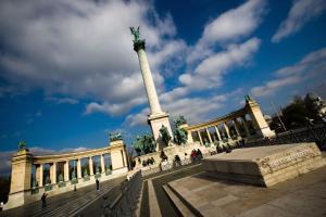 Little Americas Opera, Appartamenti  Budapest - big - 4