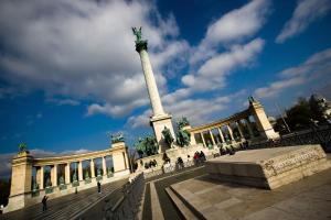 Little Americas Opera, Apartments  Budapest - big - 4