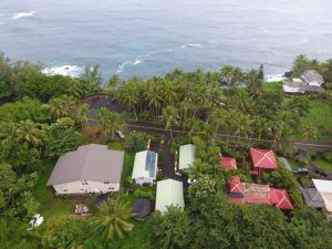 Oceanfront Cottage at Kehena Beach