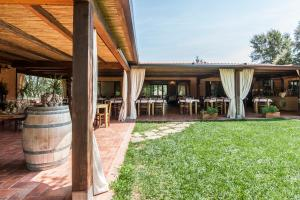 Tenuta Agricola dell'Uccellina, Farm stays  Fonteblanda - big - 87