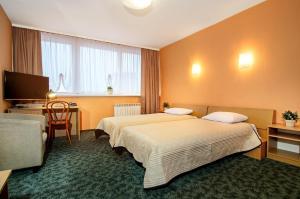 Hotel Zemaites, Отели  Вильнюс - big - 17
