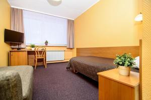 Hotel Zemaites, Отели  Вильнюс - big - 5