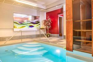Hotel Zemaites, Отели  Вильнюс - big - 40