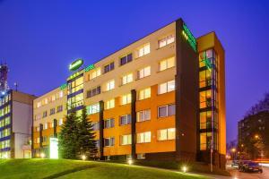 Hotel Zemaites, Отели  Вильнюс - big - 1