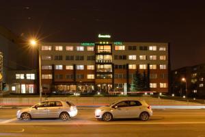 Hotel Zemaites, Отели  Вильнюс - big - 31