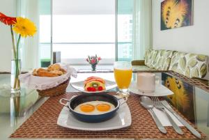 Travelers Orange Cartagena, Apartmánové hotely  Cartagena de Indias - big - 17
