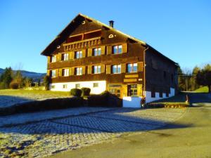 Ferienhaus Wiesenhof, Апартаменты  Шварценберг-им-Брегенцервальд - big - 7