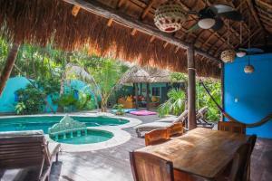 Cabañas La Luna, Hotels  Tulum - big - 24