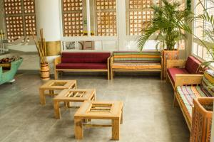 Apartamento Terrazas Tayrona, Appartamenti  Santa Marta - big - 11