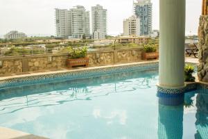 Apartamento Terrazas Tayrona, Appartamenti  Santa Marta - big - 6