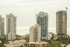 Apartamento Terrazas Tayrona, Appartamenti  Santa Marta - big - 5