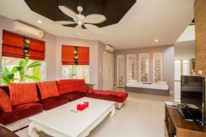 Tamnak Beach House, Ferienhäuser  Na Jomtien - big - 11