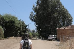 Cabañas Arenita, Nyaralók  Maitencillo - big - 13