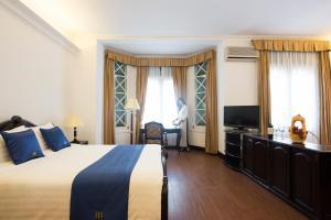 Hoa Binh Hotel, Hotely  Hanoj - big - 30