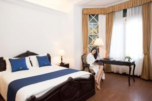 Hoa Binh Hotel, Hotely  Hanoj - big - 31