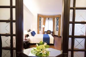 Hoa Binh Hotel, Отели  Ханой - big - 32
