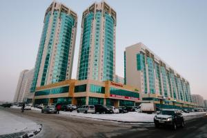 The Room: apartment #34, Apartmány  Astana - big - 18