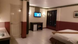 DM Residente Hotel Inns & Villas, Hotely  Angeles - big - 32