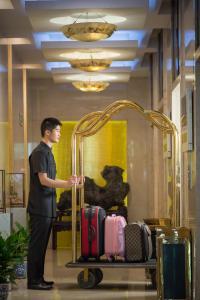 Shanshui Hotel, Hotels  Nanjing - big - 38