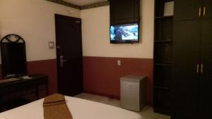 DM Residente Hotel Inns & Villas, Hotely  Angeles - big - 20