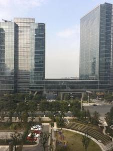 Moon Bay Service Apartment, Hotels  Suzhou - big - 23