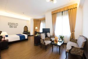 Hoa Binh Hotel, Hotely  Hanoj - big - 33