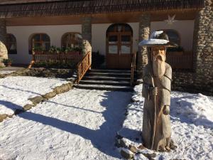 U Kapličky, Penziony  Pec pod Sněžkou - big - 12