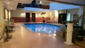 DM Residente Hotel Inns & Villas, Hotely  Angeles - big - 119