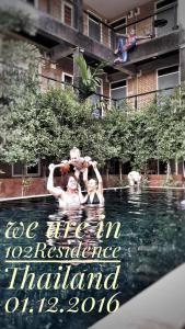 102 Residence, Szállodák  Szankampheng - big - 87