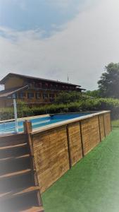 Residence La Bellotta, Apartments  Oleggio - big - 28