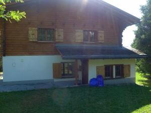 Chalet Merou, Дома для отпуска  Вербье - big - 14
