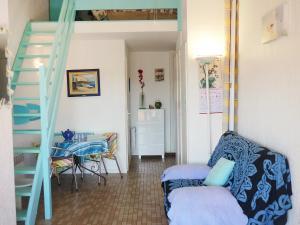 Apartment Résidence Les Hibiscus, Ferienwohnungen  Le Grau-d'Agde - big - 12