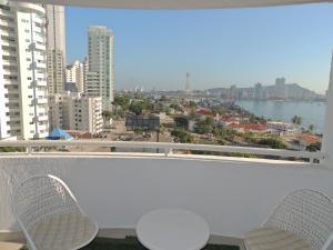 La Costa Deluxe Apartamentos - Cartagena de Indias, Apartmány  Cartagena de Indias - big - 41
