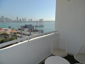 La Costa Deluxe Apartamentos - Cartagena de Indias, Apartmány  Cartagena de Indias - big - 28