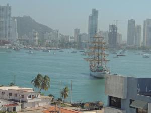 La Costa Deluxe Apartamentos - Cartagena de Indias, Apartmány  Cartagena de Indias - big - 23