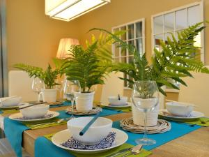 Holiday Home Chalet en Isla de la Toja, Prázdninové domy  Isla de la Toja - big - 8