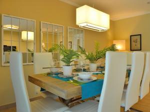 Holiday Home Chalet en Isla de la Toja, Dovolenkové domy  Isla de la Toja - big - 7