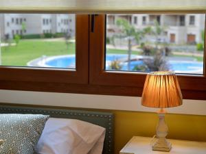 Holiday Home Chalet en Isla de la Toja, Dovolenkové domy  Isla de la Toja - big - 6
