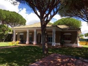 Chalet Villa España, Chalets  Roche - big - 14