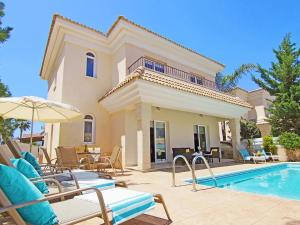 Villa KPBWB15, Holiday homes  Paralimni - big - 14