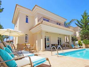 Villa KPBWB15, Holiday homes  Paralimni - big - 13