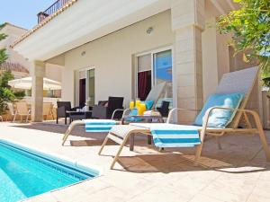 Villa KPBWB15, Holiday homes  Paralimni - big - 3