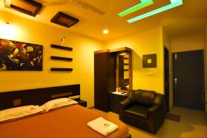Hotel Metro, Hostince  Kumbakonam - big - 16