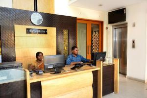 Hotel Metro, Hostince  Kumbakonam - big - 48
