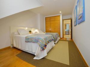 Apartment Chalet Mar Isla de la Toja, Apartmány  Isla de la Toja - big - 17