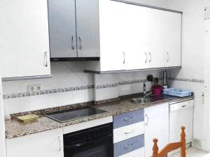 Apartment Urb Sierra Mar, Appartamenti  Los Amarguillos - big - 6