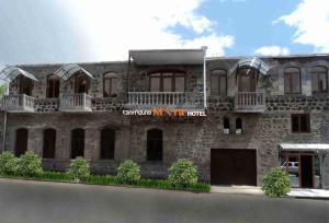 Hotel MIRA, Hotels  Goris - big - 63